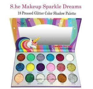 S.he Makeup - Sparkle Dreams Palette