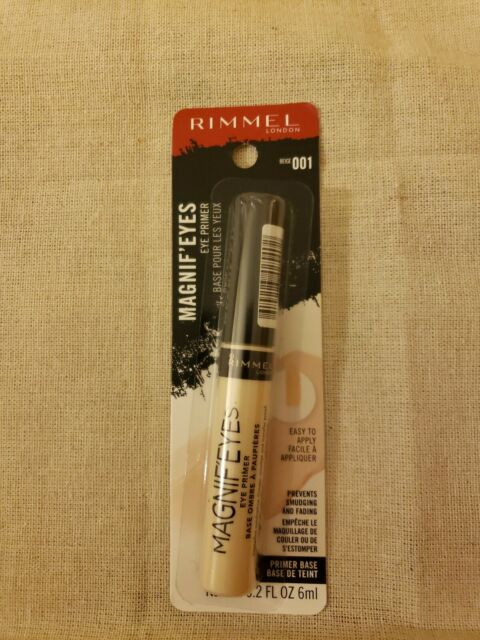 Rimmel - Rimmel London Magnif'eyes Eye Primer Beige 001