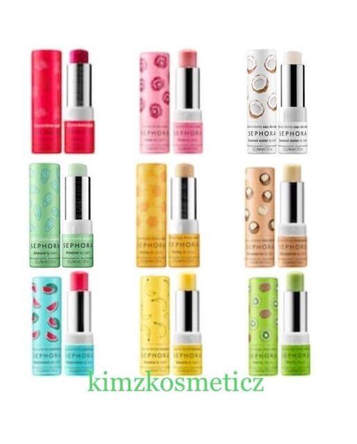 Sephora Collection - Lip Balm & Scrub