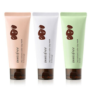 Innisfree - Innisfree Jeju Volcanic Color Clay Mask 70ml