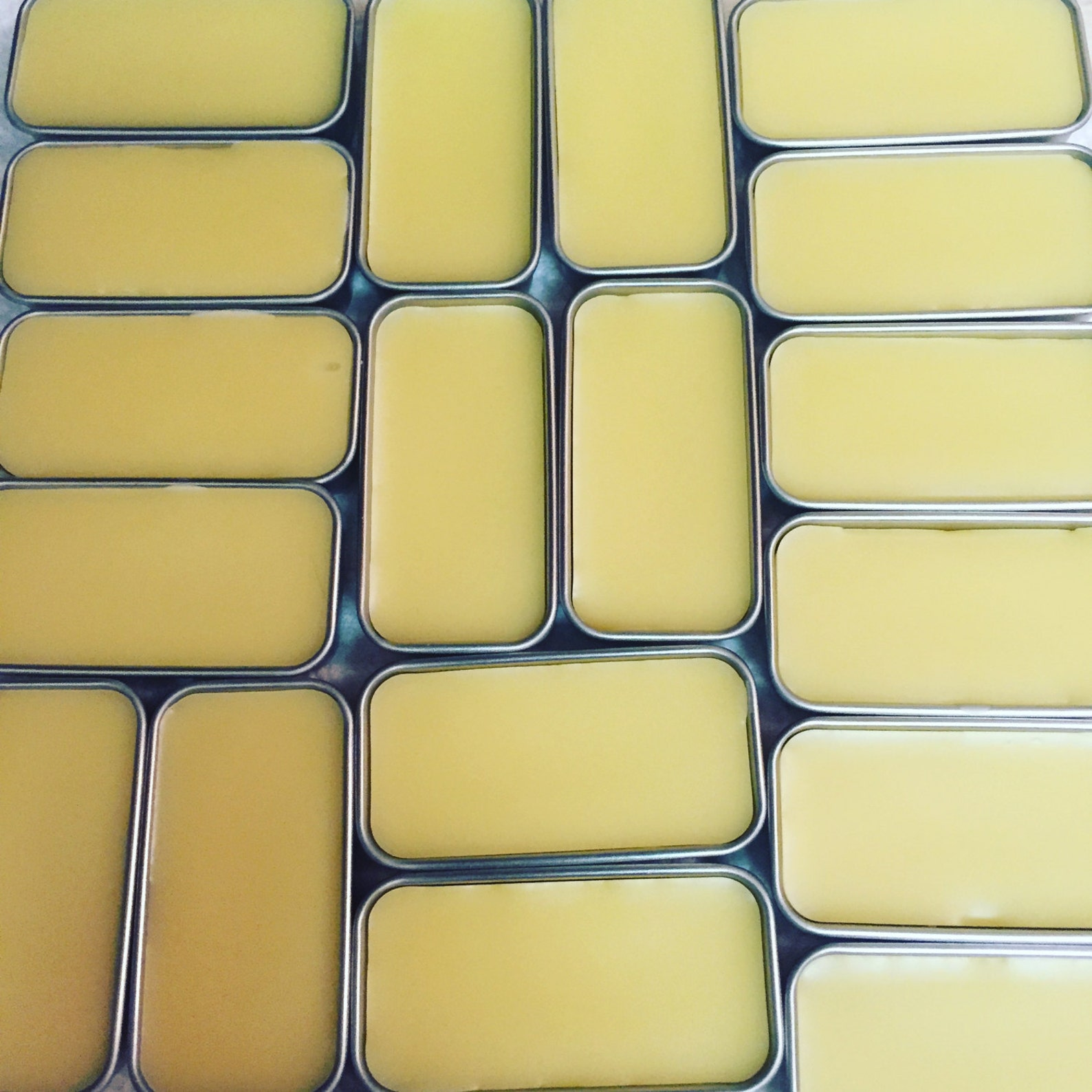 etsy.com - Honey Lemon Cuticle Cream