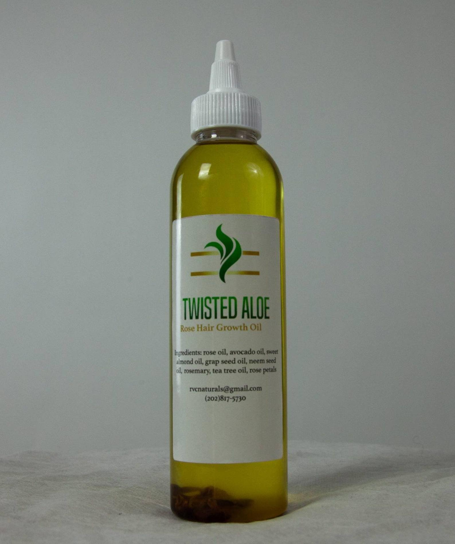 etsy.com - Aloe Rose Oil