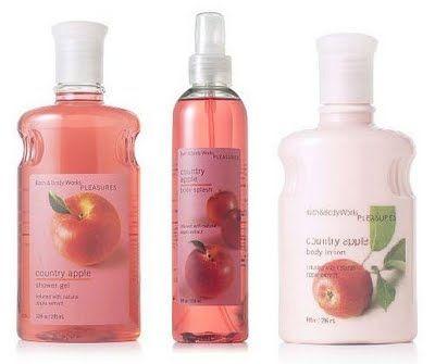 Bath & Body Works - Bath and Body Works Country Apple
