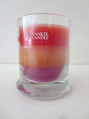 """pinterest.cl - NEW YANKEE """"STRIPES"""" JAR CANDLE 8.5 OZ. THREE LAYERS THREE SCENTS #fashion #home #garden #homedcor #candles (ebay link)"""