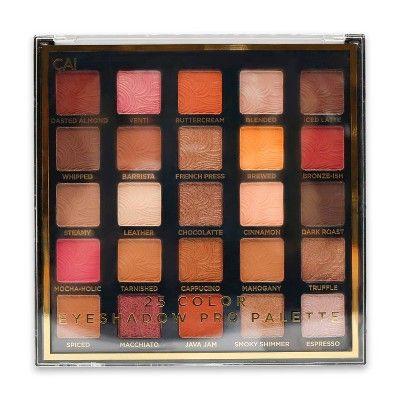 google.com - CAI Copper Eyeshadow Palette - 25 Shades