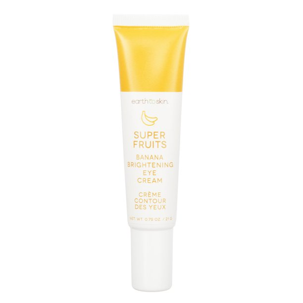 Earth to Skin - Earth to Skin Super Fruits Banana Brightening Eye Cream, .75 oz