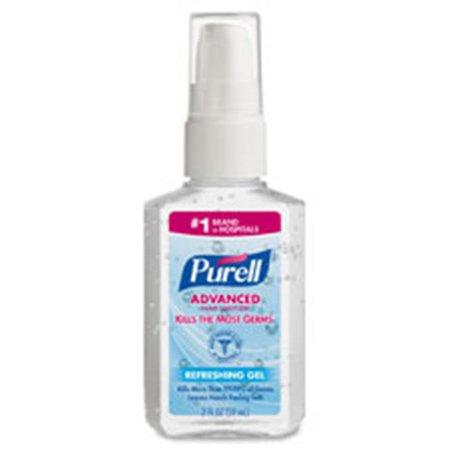 Gojo - Gojo GOJ960624CT Purell Personal Pump Instant Hand Sanitizer