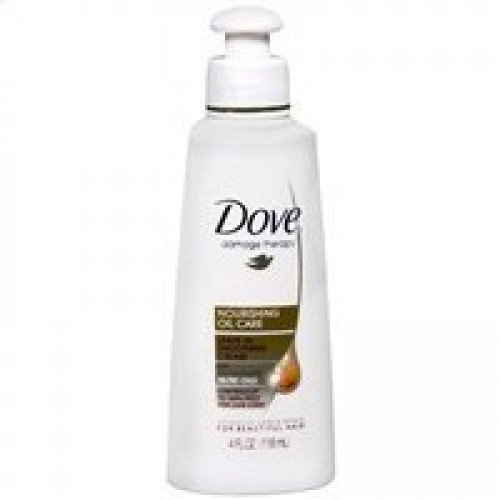 Dove - Dove Leave In Nourishing Oil Cream 4oz