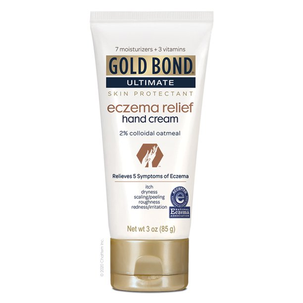 Gold Bond - Ultimate Eczema Relief Skin Protectant Lotion