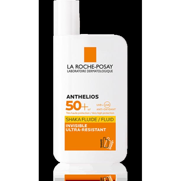 La Roche-Posay - La Roche Posay Anthelios Shaka Fluid SPF 50+, 1.69 Fl Oz