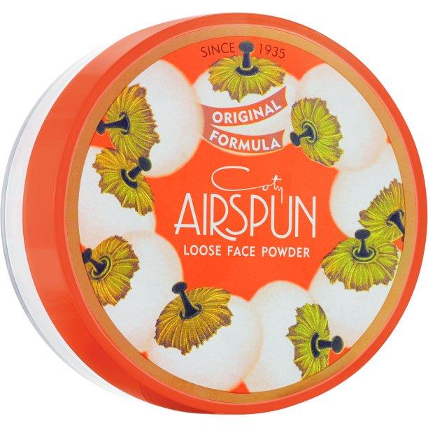 Airspun - Coty Airspun Loose Face Powder, 011 Naturally Neutral, 2.3 oz