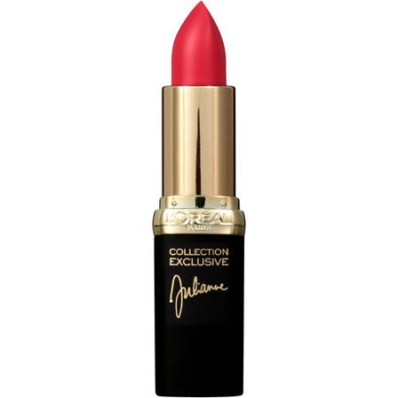 L'Oreal Paris - L'Oreal Paris Colour Riche Collection Exclusive Lipstick, Julianne's Red, 0.13 oz