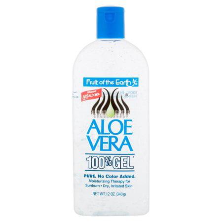 Fruit of the Earth - Aloe Vera 100 % Gel