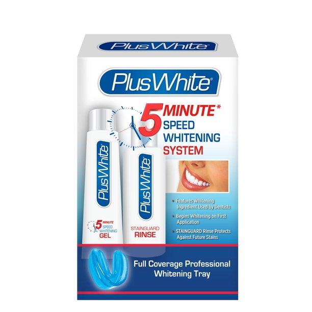 Plus White - 5 Minute Premier Speed Whitening System
