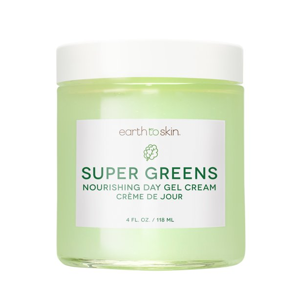 Earth to Skin Super Greens Nourshing Day Gel Cream