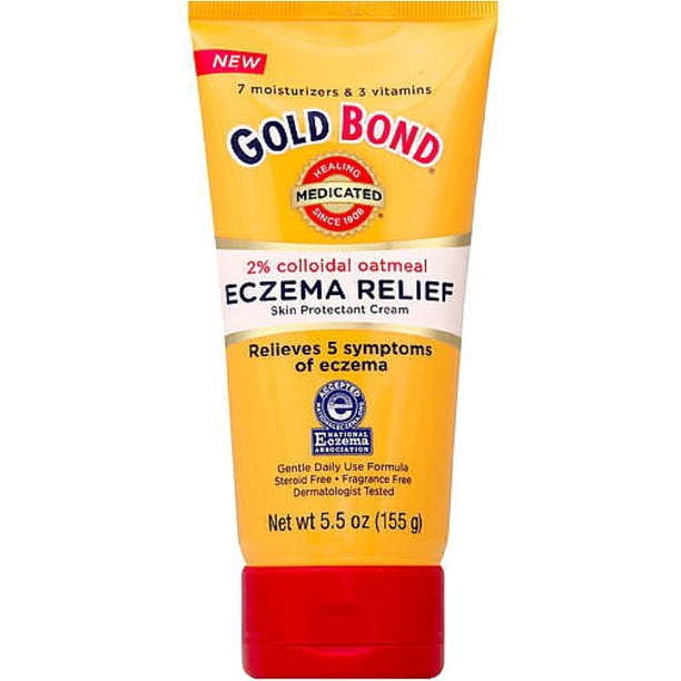 Gold Bond - Eczema Relief Skin Protectant Cream