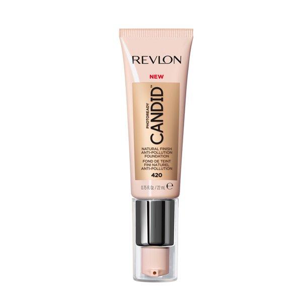 Revlon - Revlon PhotoReady Candid Natural Finish Anti-Pollution Foundation, Sun Beige