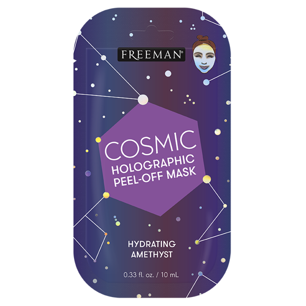 Freeman - Freeman Cosmic Holographic Peel Off Face Mask