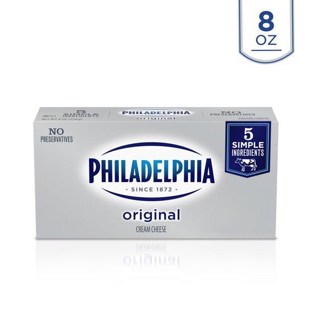 Philadelphia - Philadelphia Original Cream Cheese, 8 oz. Box