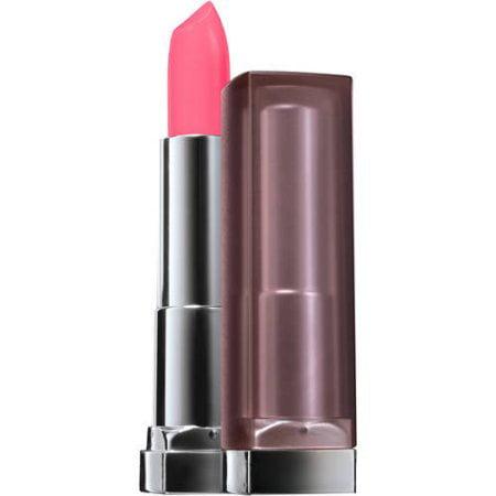 Maybelline - Color Sensational Creamy Matte Lipstick, Faint For Fuchsia