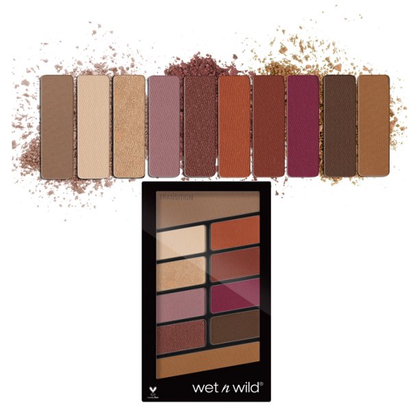 Wet N' Wild - Color Icon Eyeshadow, Rosé In The Air