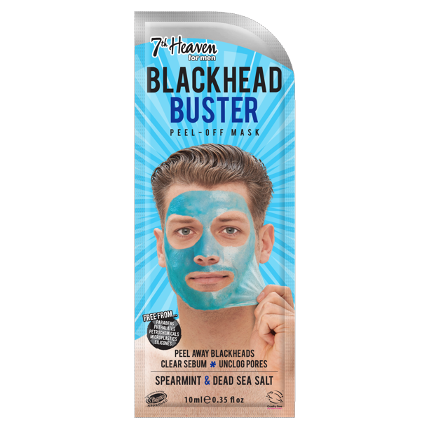 7Th Heaven - 7th Heaven Mens Peel Off Deep Pore Cleansing Face Mask 0.3oz