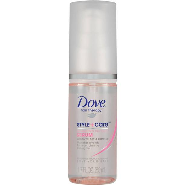 Dove - Dove Nourishing Dry Ends Hair Serum, 1.7 fl oz