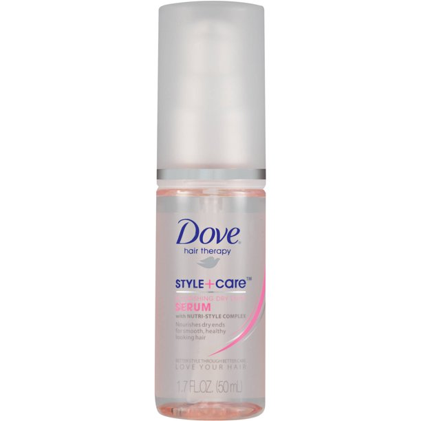 Dove - Dove Nourishing Dry Ends Hair Serum, 1.7 fl oz