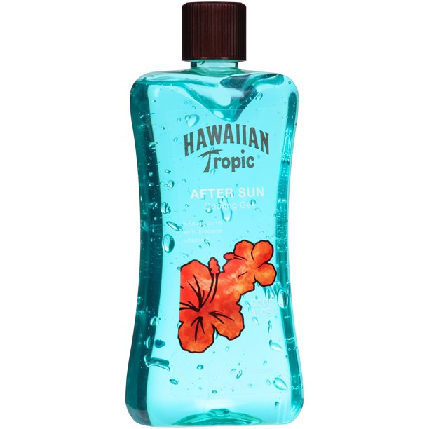 Hawaiian Tropic - Hawaiian Tropic After Sun Cooling Gel, 16 Fl Oz