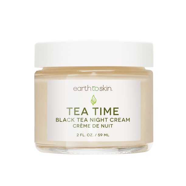 Earth to Skin - Tea Time Anti Aging Night Cream
