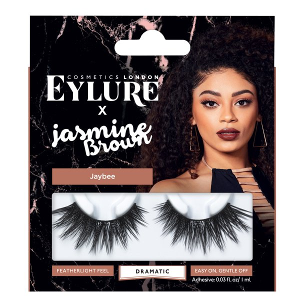 Eylure - Eylure Jasmine Brown JayBee False Eyelashes