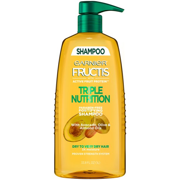 Garnier - Garnier Fructis Triple Nutrition Conditioner, Dry to Very Dry Hair, 33.8 fl. oz.