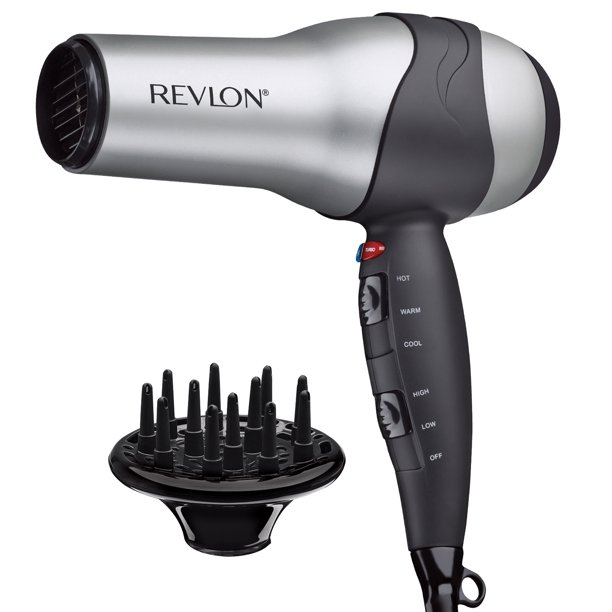 Revlon - Perfect Heat Ceramic Turbo Hair Dryer