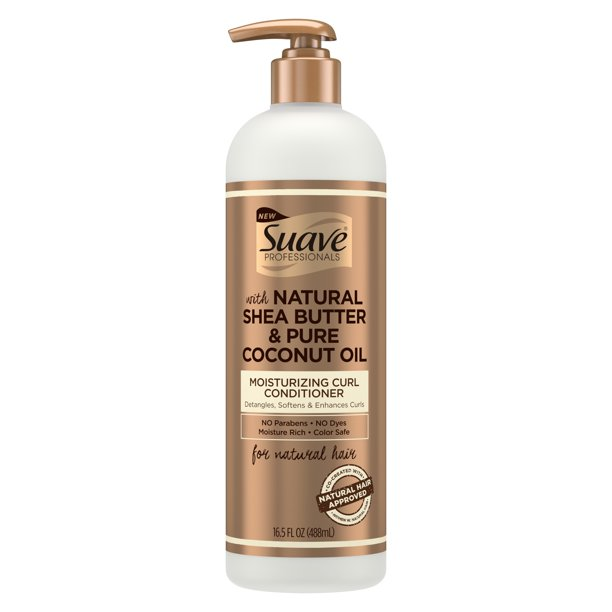 Suave - Suave Professionals for Natural Hair Moisturizing Curl Conditioner 16.5 oz