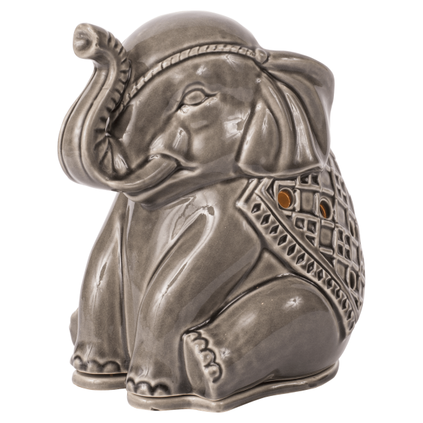 Better Homes & Gardens - Better Homes & Gardens Elephant Full-Size Scented Wax Warmer