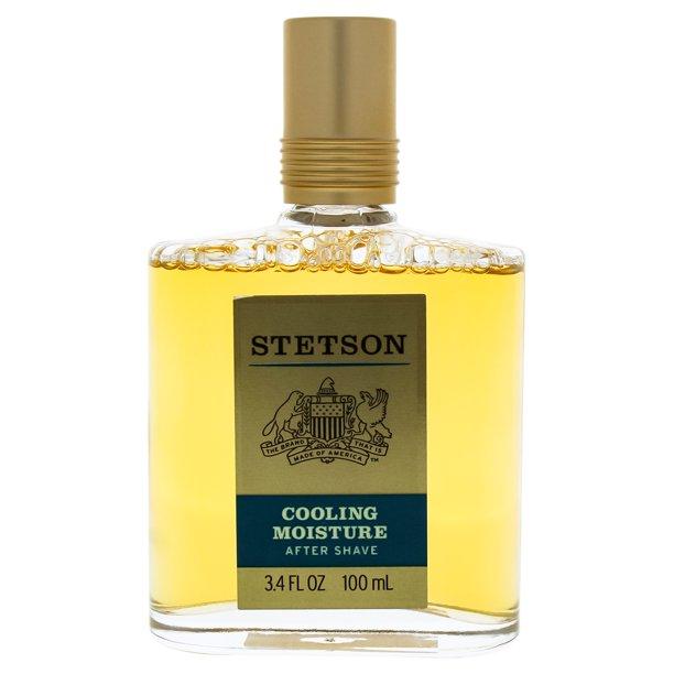 Coty - Stetson Original After Shave Splash for Men, 3.4 fl oz