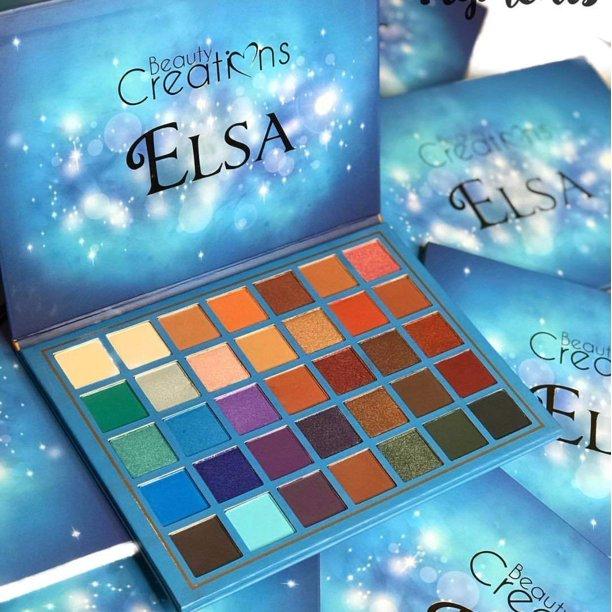Beauty Creations - Elsa Eyeshadow Palette