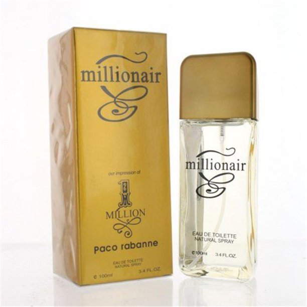PERFECT STAR - Millionair Eau De Parfum Spray