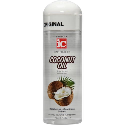 Fantasia - Fantasia ic Coconut Oil Hair Polisher, 6 oz