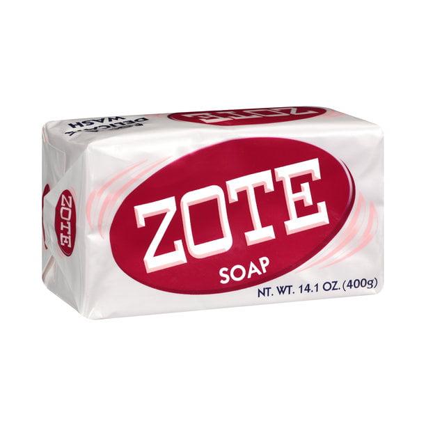 Zote - Zote Laundry Bar Soap Pink - 14.1oz