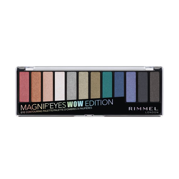 Rimmel - Magnif'eyes Eyeshadow Palette, Wow