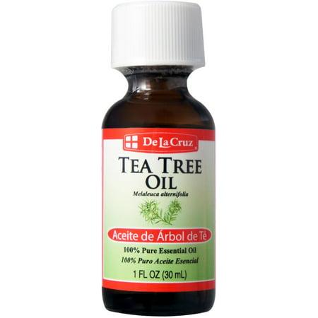 De La Cruz - De La Cruz Tea Tree Oil 1 oz