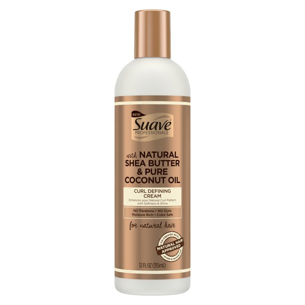Suave - Curl Defining Hair Cream for Natural Hair