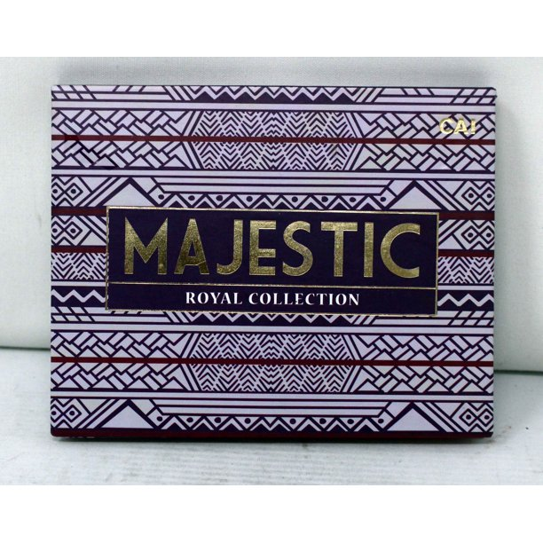 Cai - Cai Majestic Royal Collection Eyeshadow Palette