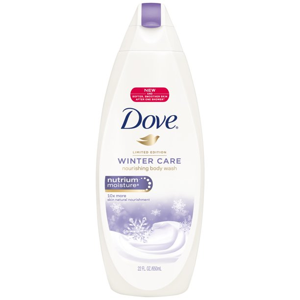 Dove - Dove Body Wash Winter Care 22 oz
