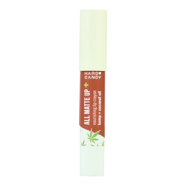 Hard Candy - Hard Candy All Matte Up Plus Lip Crayon, So Spicy, 0.08 oz