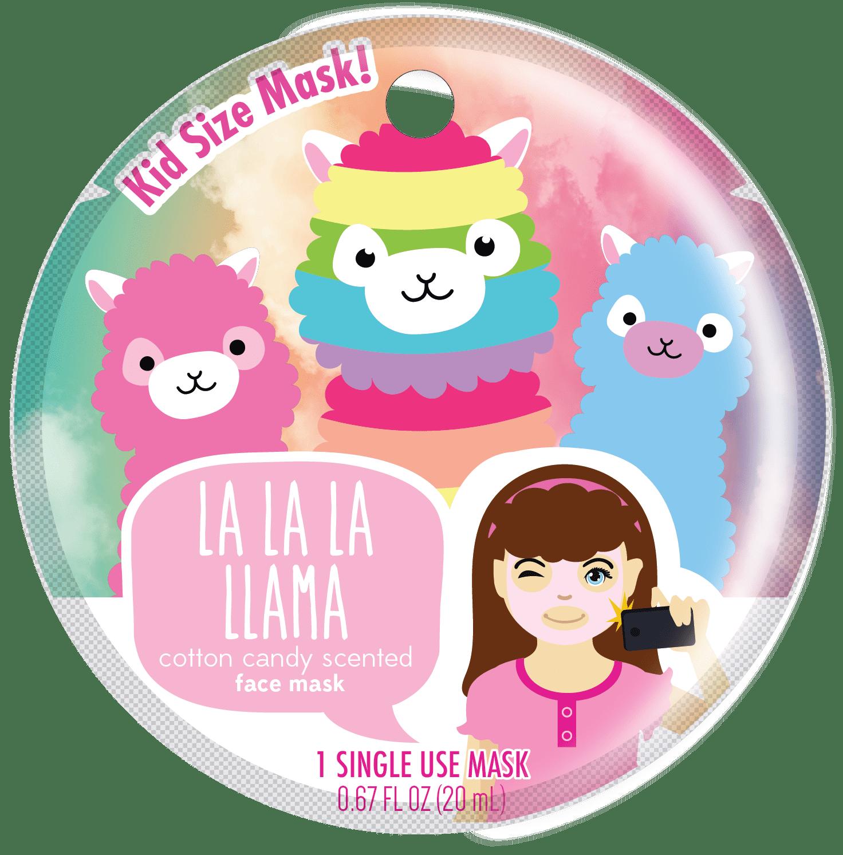 Taste Beauty - La La Llama Face Mask