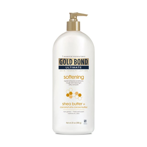 Gold Bond - GOLD BOND® Ultimate Softening with Shea Butter Family Size 20oz