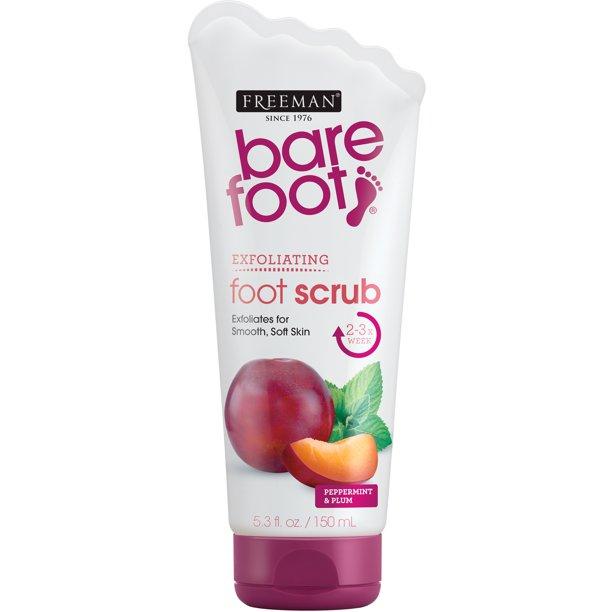 Bare Foot - Freeman Bare Foot Creamy Pumice Foot Scrub, 5.3 fl oz