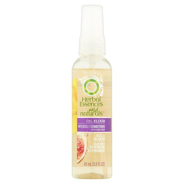 Walmart.com - Clairol Herbal Essences Wild Naturals Oil Elixir, 2.8 fl oz - Walmart.com